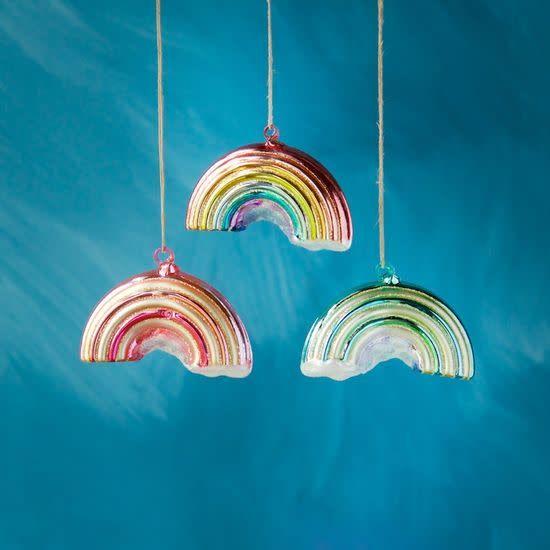GV Rainbow Ornament