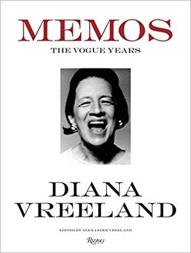 Rizzoli Memos Diana Vreeland