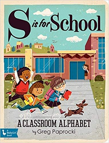 Gibb Smith S Is For School