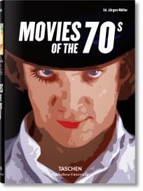 Taschen HC: Movies of The 1970's