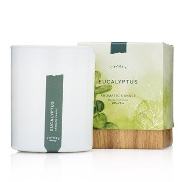Thymes Eucalptus Aromatic Candle