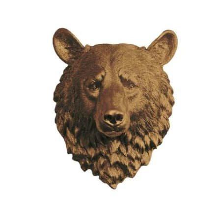 Kodiak Large Bear Head