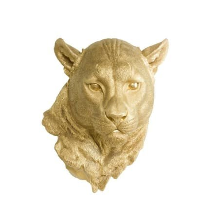 Yosemite Cougar Mountain Lion Head