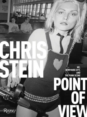 Rizzoli Chris Stein Point Of View