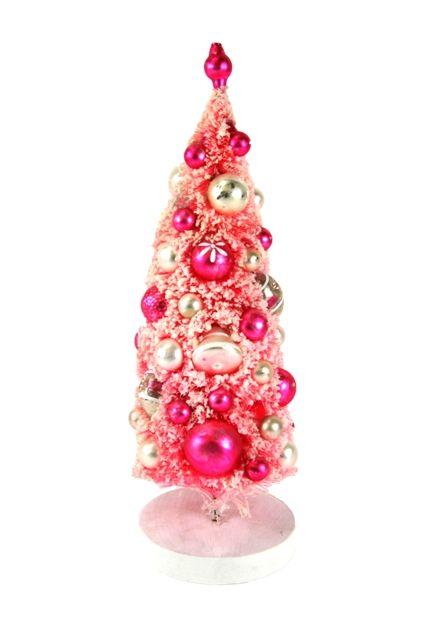 Kittschy Trees-Pink