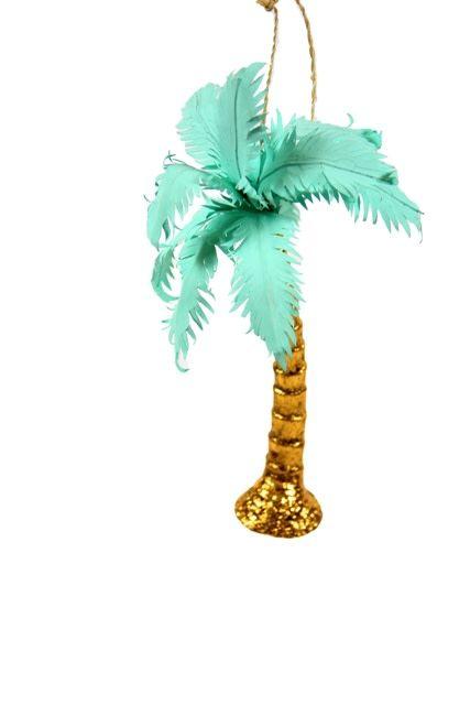 Gilded Palm Tree