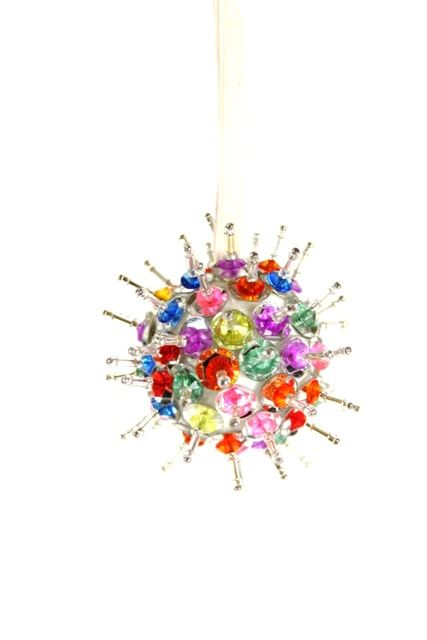M-Beaded Sputnik ORN-Multi