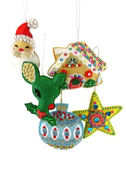 Merry Kitschmas ORN. 4 Asst.
