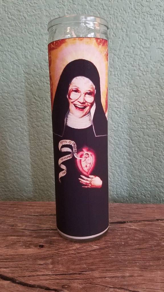 BlasphemeBout Sophia Candle