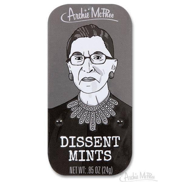 Archie McPhee Mints: Dessent