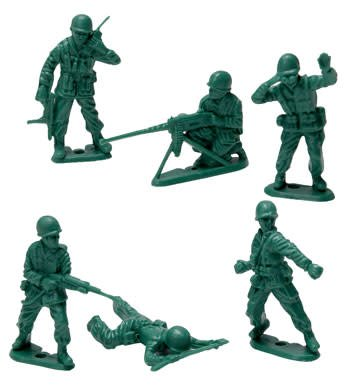 Green Soldier 60ct.