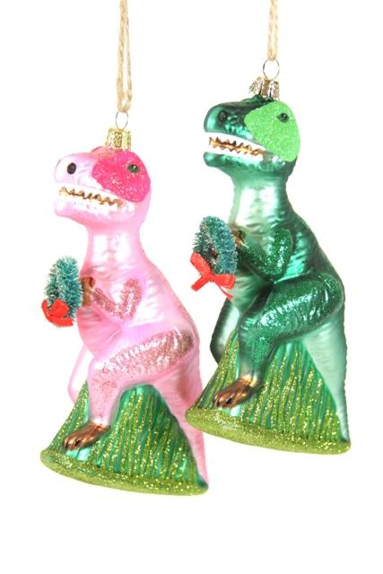 Cody Foster Merry Merry T-Rex  ASST. Colors