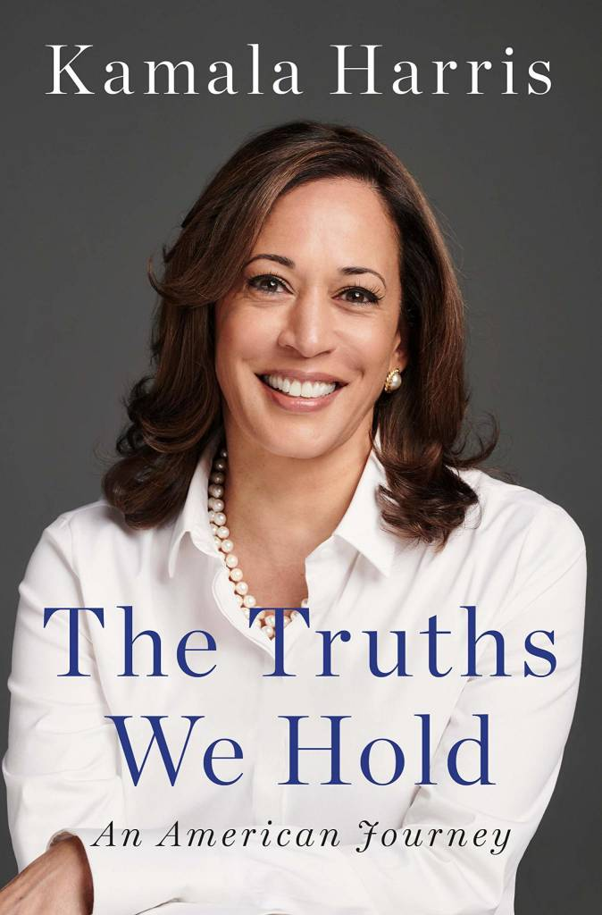 Random House Kamala Harris The Truths We Hold