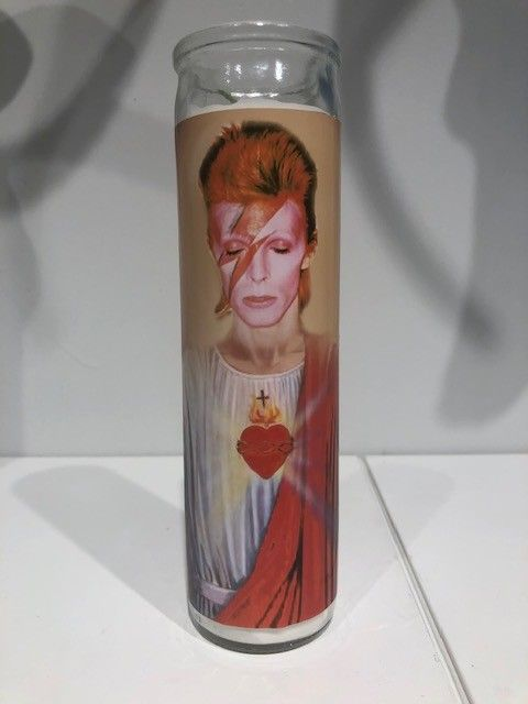 BlasphemeBout David Bowie Candle