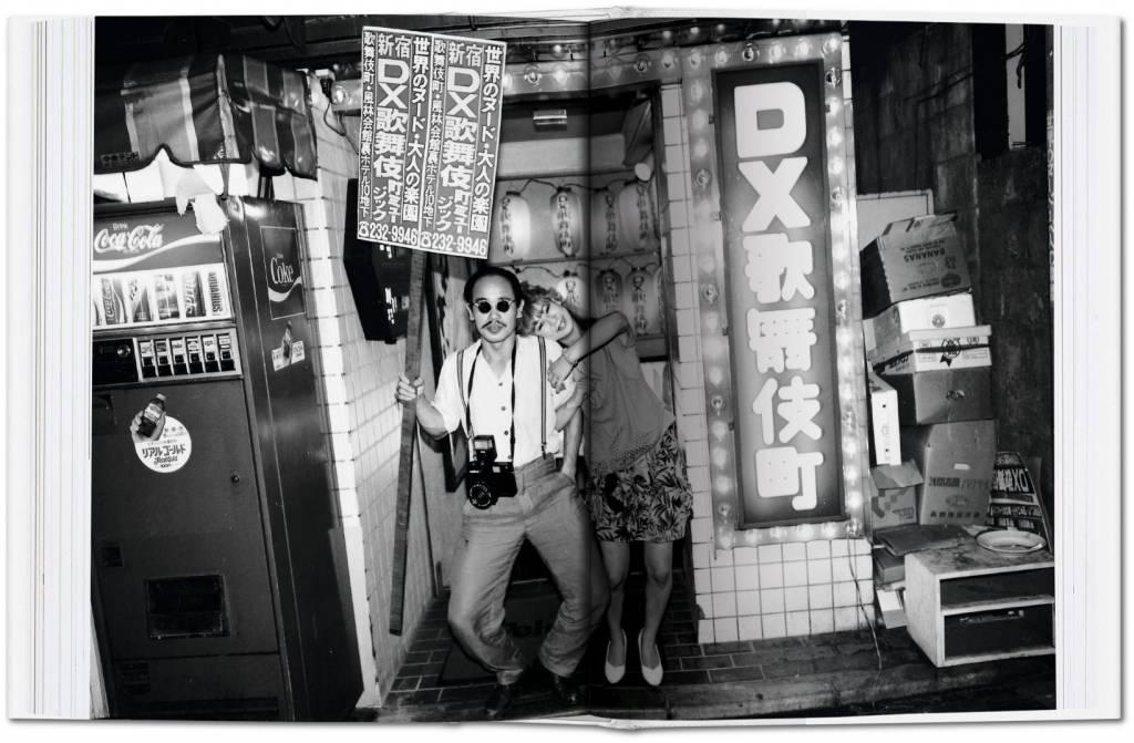 Taschen Araki Tokyo Lucky Hole