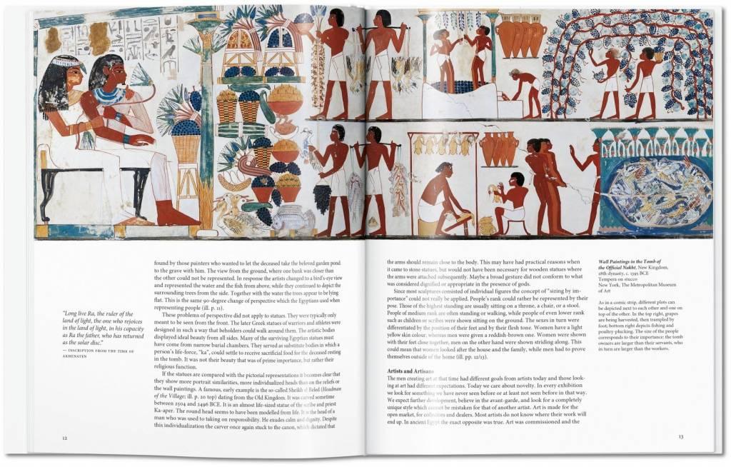 Taschen Egyptian Art