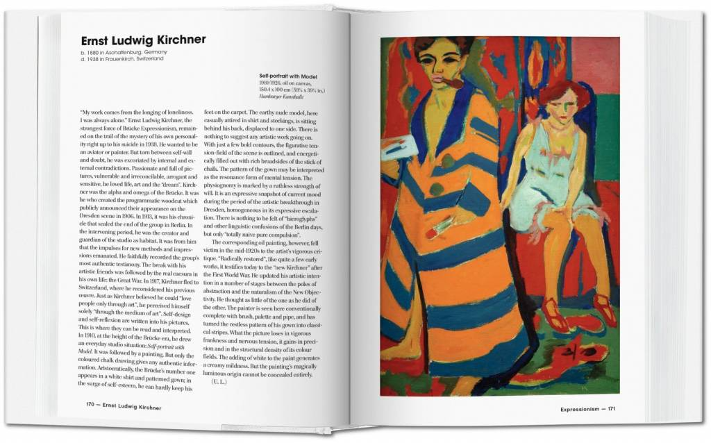 Taschen Modern Art: A History From Impressionism to Today