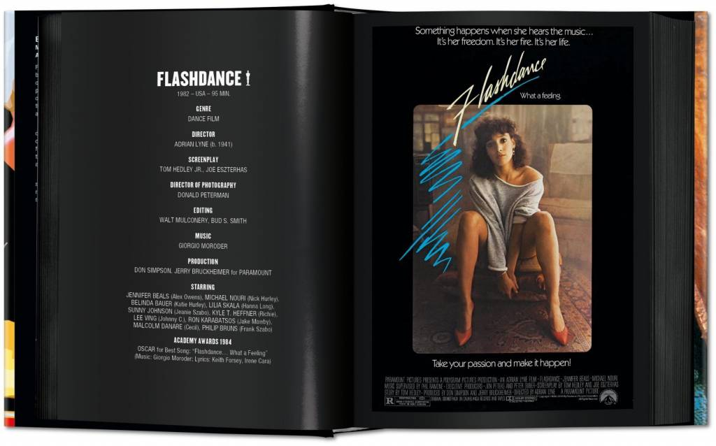 Taschen HC: Movies of The 1980's
