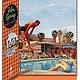 Gibb Smith Palm Springs Holiday Postcards (100)