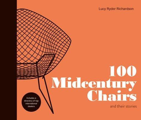 Gibb Smith 100 Midcentury Chairs