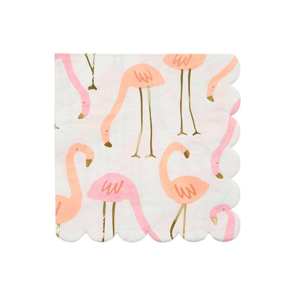 Meri Meri Flamingo Napkin S