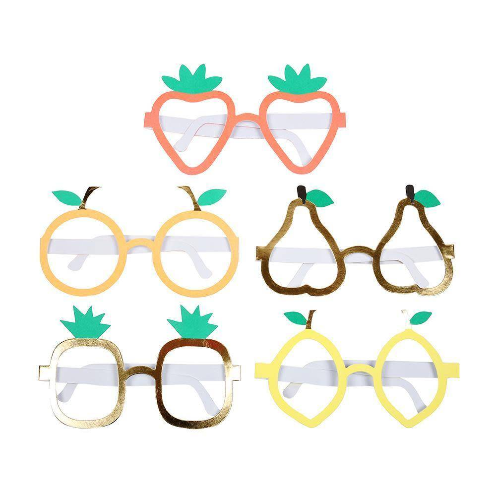 Meri Meri Fruit Paper Glasses