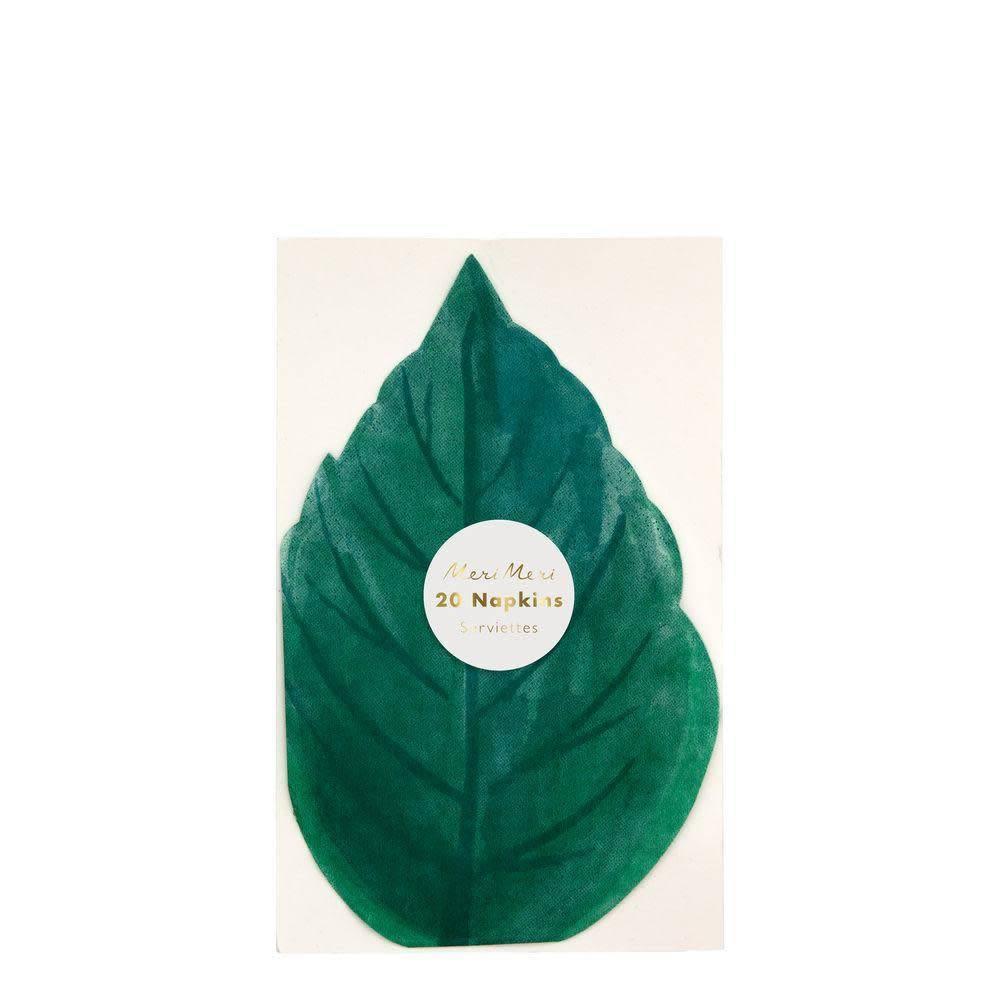 Meri Meri Leaf Napkin