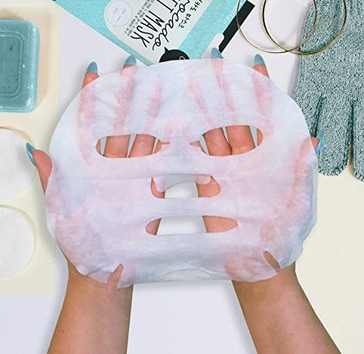 NPW Avacodo Sheet Mask