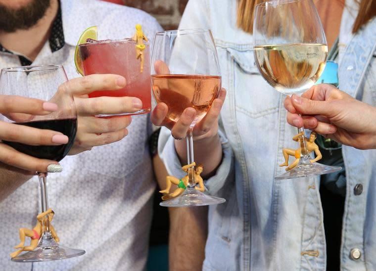 NPW Drinking Buddies: Wine Charmers