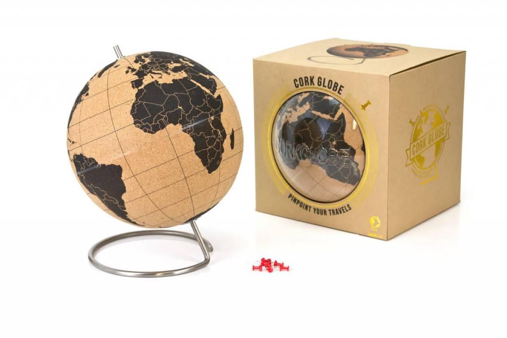 SuckUK Small Cork Globe