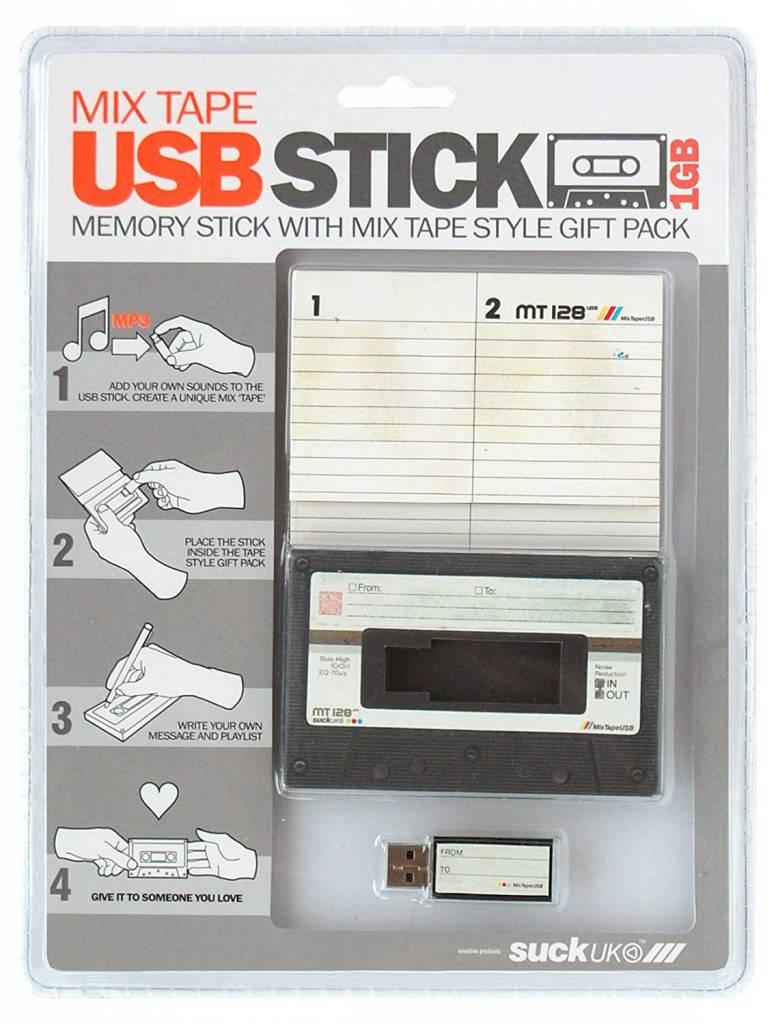 SuckUK USB Drive Mix Tape