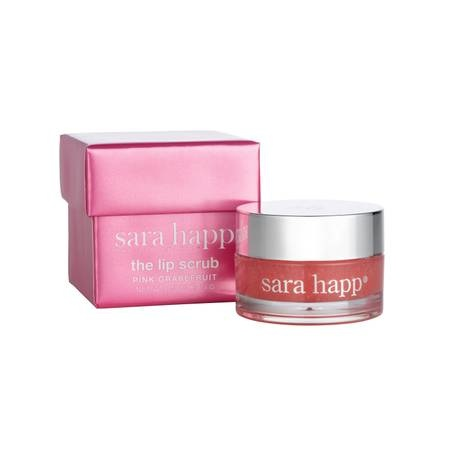 sarahapp Lip Scrub Pink Grapefruit