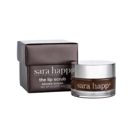 sarahapp Lip Scrub Brown Sugar