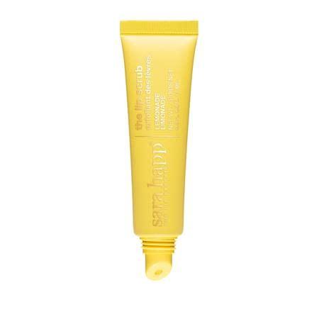 sarahapp Lemonade Tube Lip Scrub