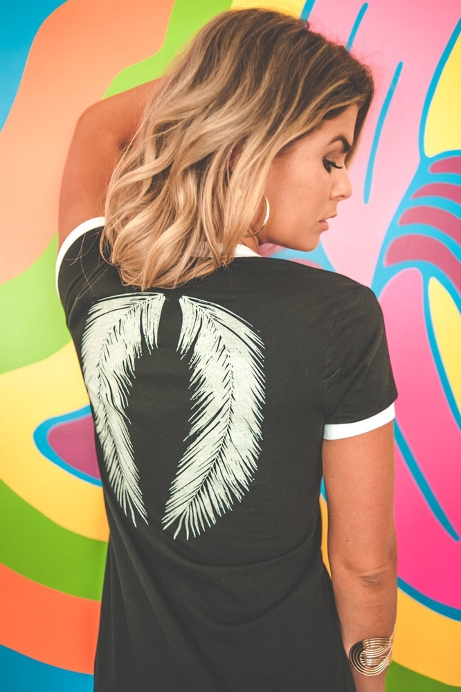 Twin Palms Desert Angel Dress