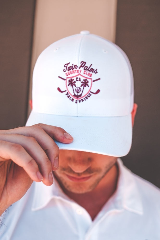 Twin Palms Country Club Hat