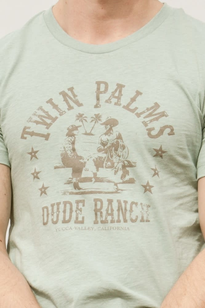 Twin Palms Dude Ranch Tee