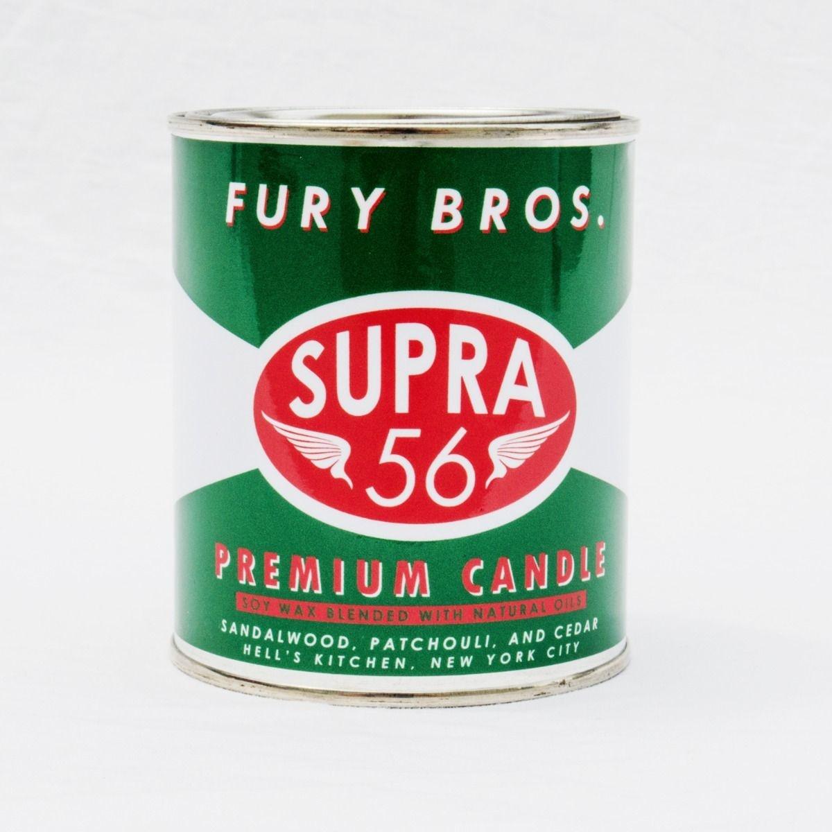 FuryBros Supra 56 Candle 12.5oz