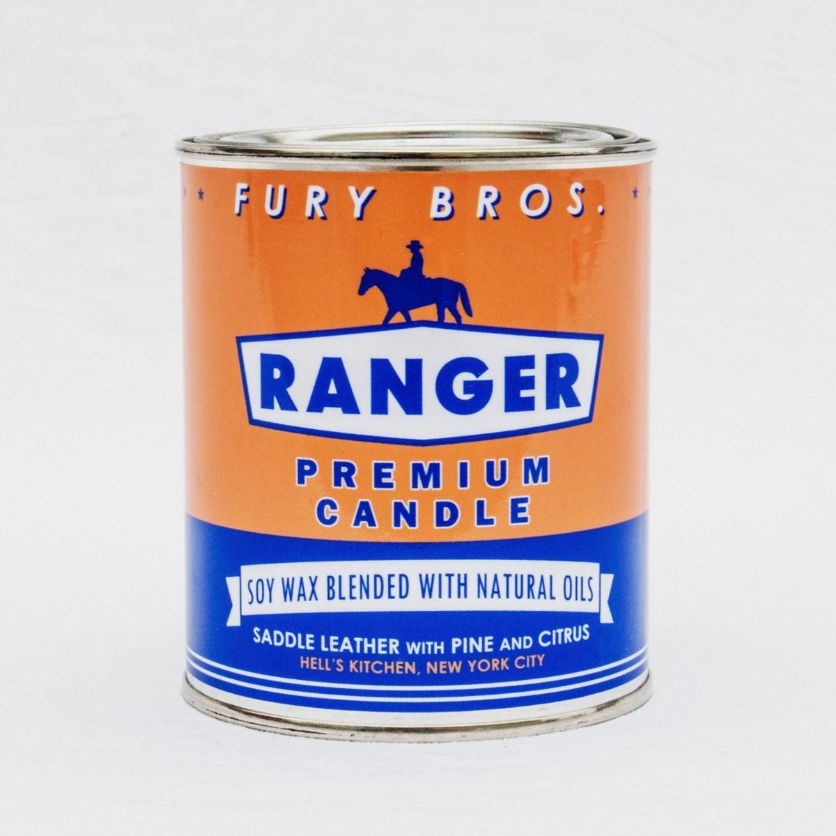 FuryBros Ranger Candle 12.5oz
