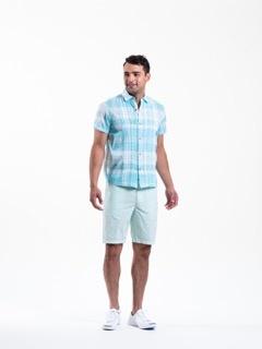ElTuggle Blu Boobie Tux Shirt