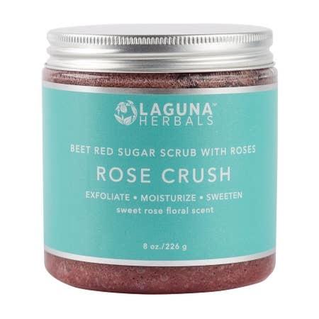 lagunaherbals Rose Crush Body Scrub