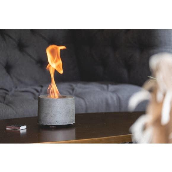 FLIKR Rubbing Alcohol Personal Fireplace