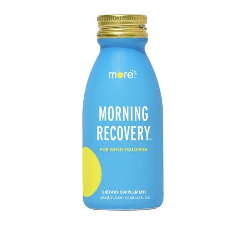 More Labs Original Lemon Morning Recovery Drink