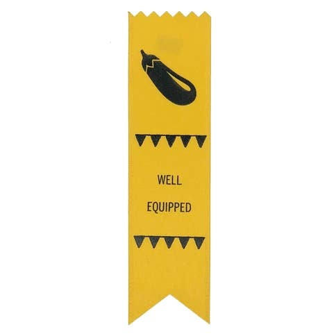 AdultingFTW Well Equipped ribbon