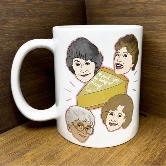 citizenruth Golden Girls Mug