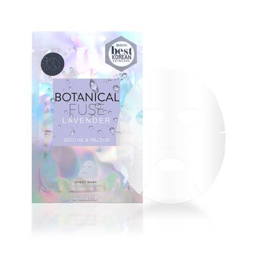 SF Glow Botanical Fuse Sheet Mask: Lavender