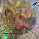 David Mason Golden Girls glass ornament
