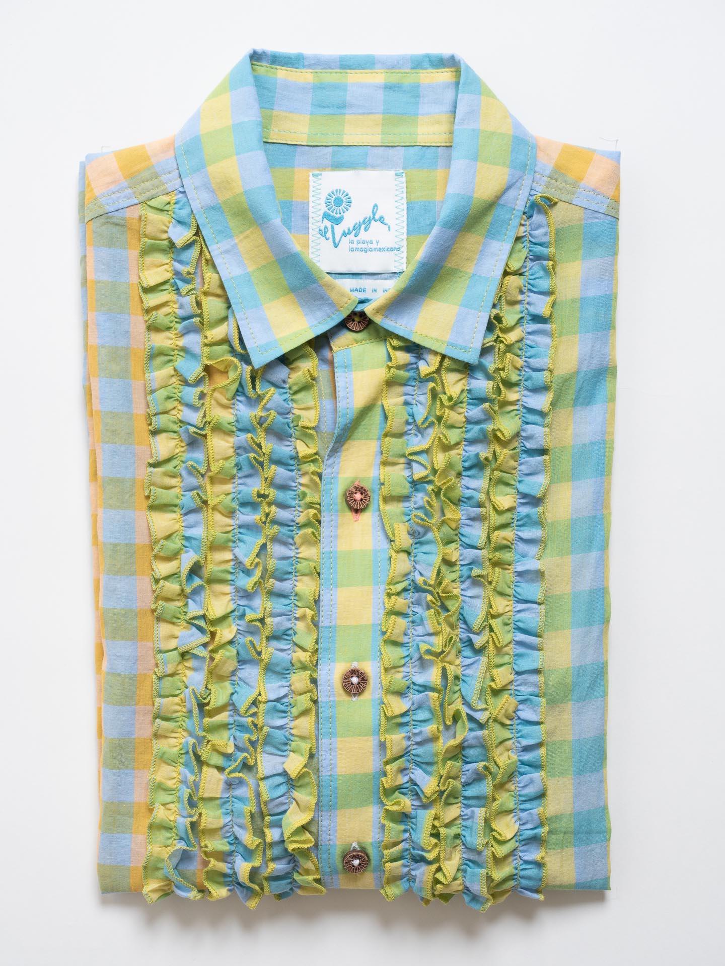 ElTuggle Hanky Wedding Shirt