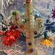 onehundred80degrees Assorted Cactus Sisal Ornament