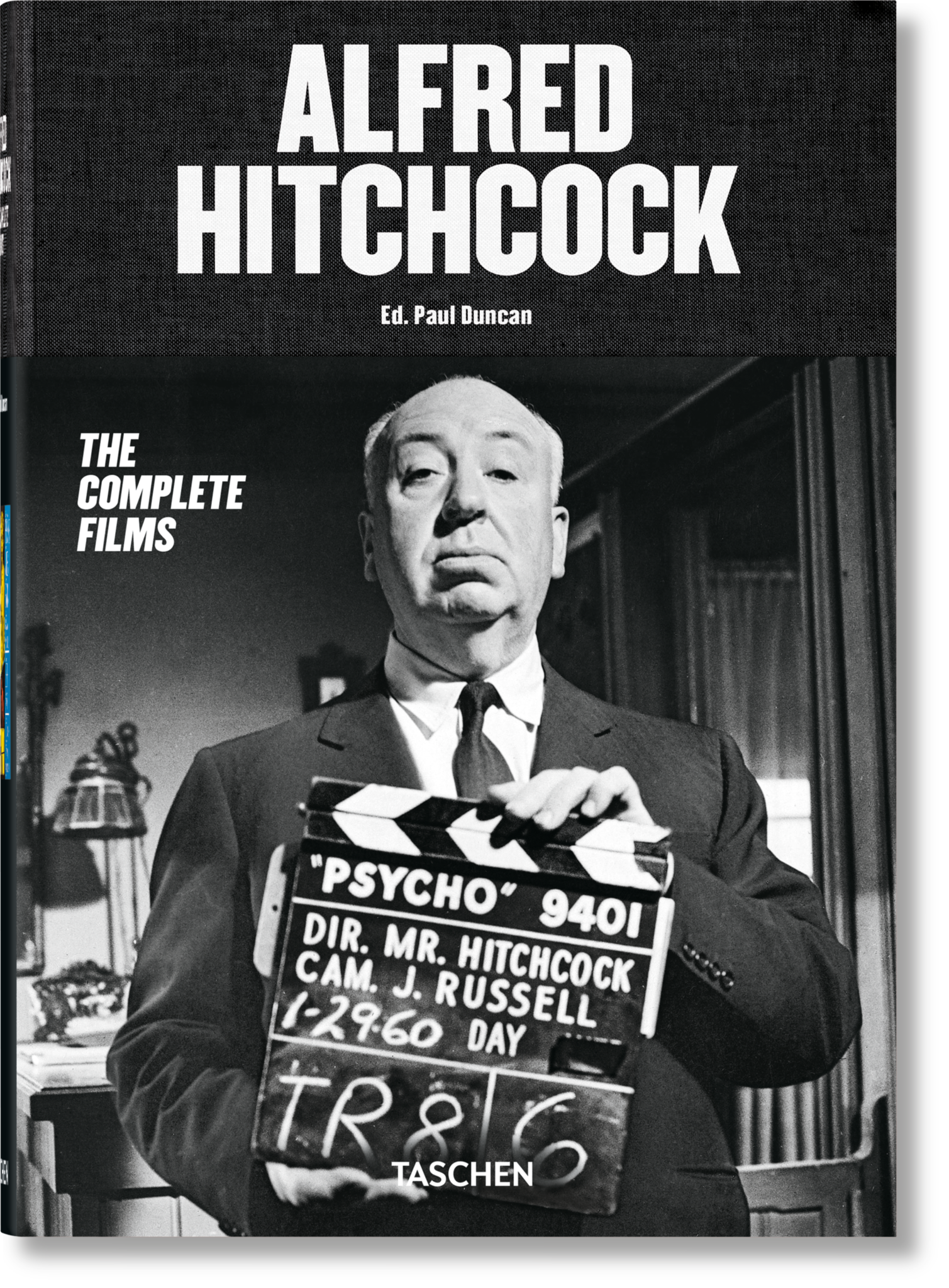 Alfred Hitchcock The Complete Films